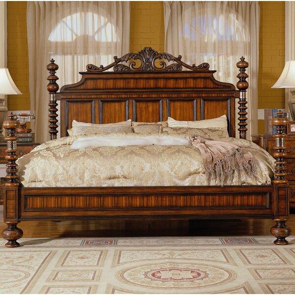 easternlegends lisbon king canopy bed wayfair - King Canopy Bed Frame