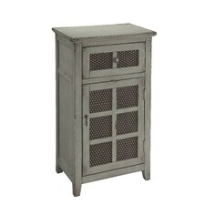 Villers 1 Drawer 1 Door Accent Cabinet by Laurel Foundry Modern Farmhouse