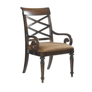 Landara Cedar Point Solid Wood Dining Chair by Tommy Bahama Home