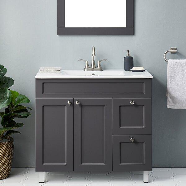 Aguilar-Ninapaytan 36 Single Bathroom Vanity Set
