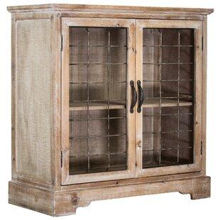 Shavon Standing Storage 2 Door Accent Cabinet
