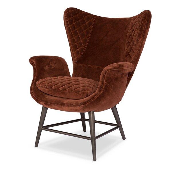 Wing Wingback Chair by Sarreid Ltd