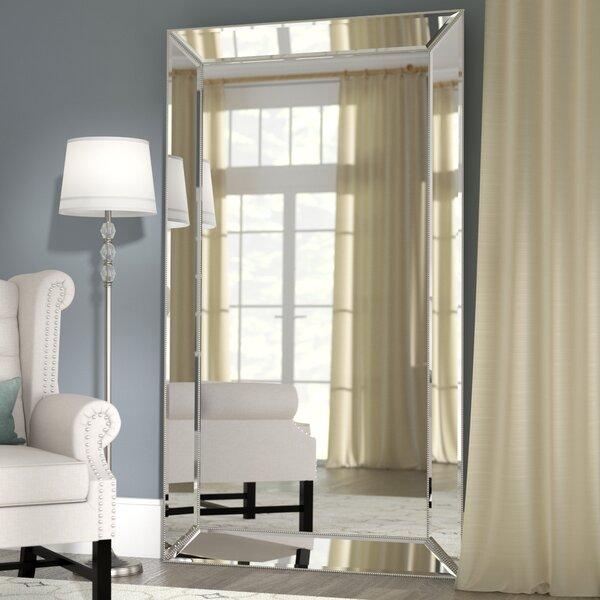 Primm Antique Floor Full Length Mirror by Willa Ar