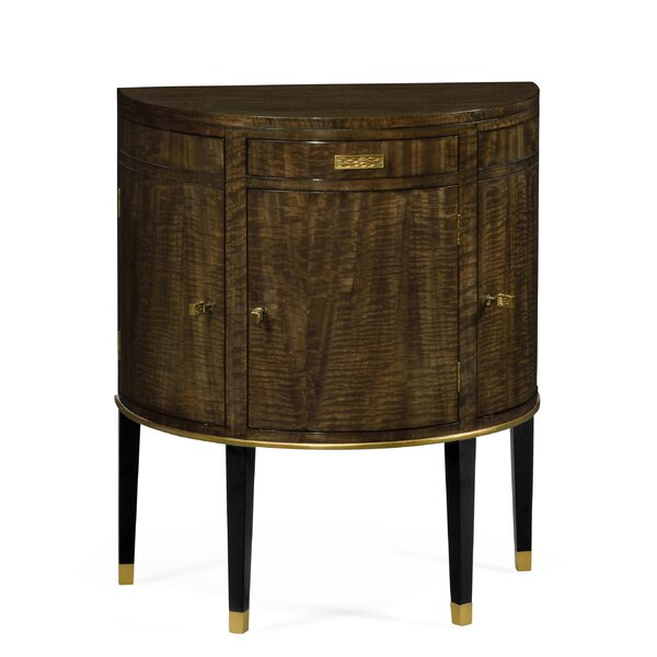 Commode 3 Door Accent Cabinet by Jonathan Charles Fine Furniture