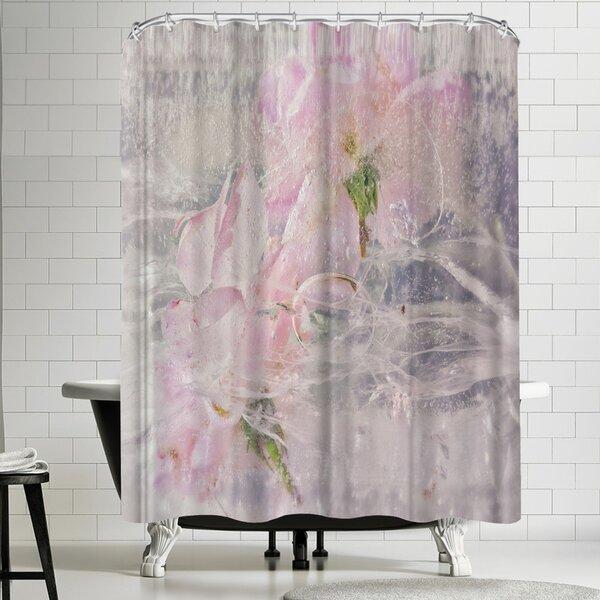 Zina Zinchik Unbearable Lightness of Being Shower Curtain by East Urban Home