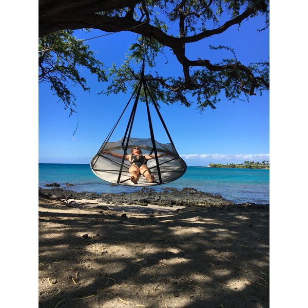 Flying Saucer Tree Hammock by Flowerhouse
