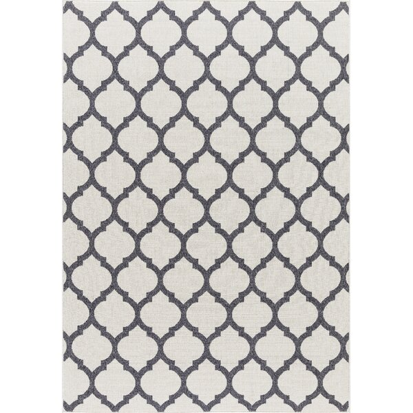 Ramsay Gray  Indoor/Outdoor Area Rug by Charlton Home
