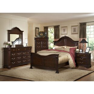 Raftery Panel Configurable Bedroom Set By Astoria Grand