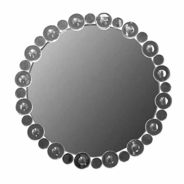 Cardinale Wall Mirror by Brayden Studio
