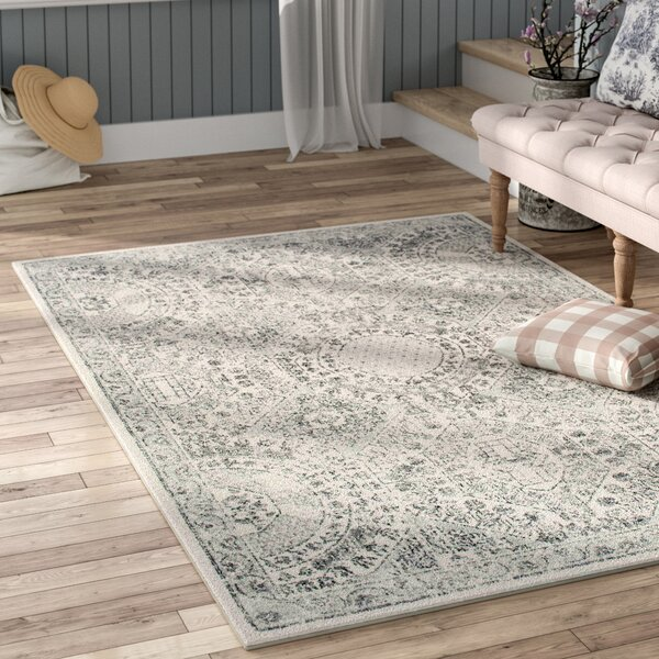 London Gray Area Rug by One Allium Way