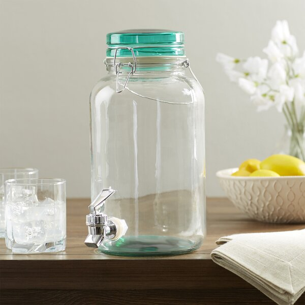 Ardmore Mason Beverage Dispenser by Charlton Home