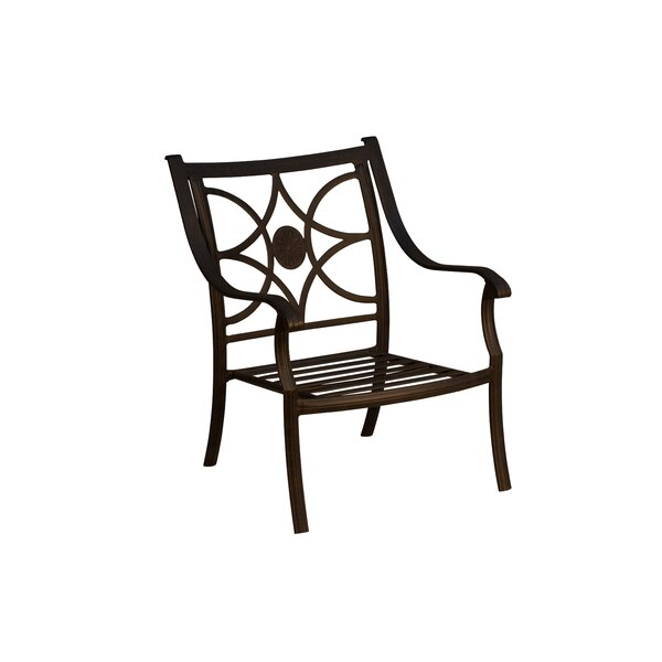 Sunderland Patio Chair by Fleur De Lis Living