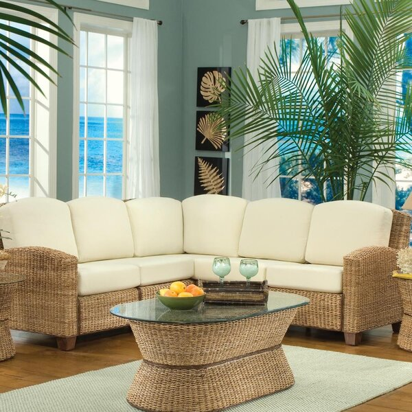 Hollier Sectional by Bay Isle Home
