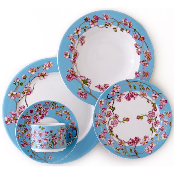 Madison 5 Piece Place Setting, Service for 1 by Darbie Angell