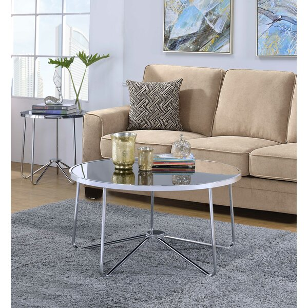 2 Piece Coffee Table Set By Mercer41