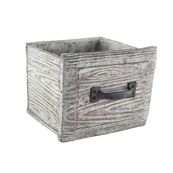 Wood Planter Box by Syndicate Sales
