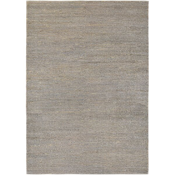 Uhlig Hand-Woven Gray/Tan Area Rug by Bungalow Rose