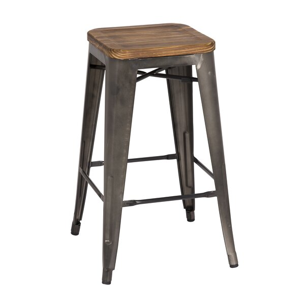 Ellery 26 Bar Stool (Set of 4) by Trent Austin Des