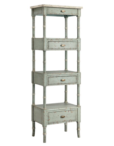 Desota Etagere Bookcase by One Allium Way