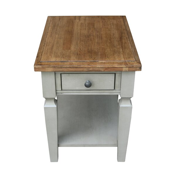 Briseno End Table by Canora Grey