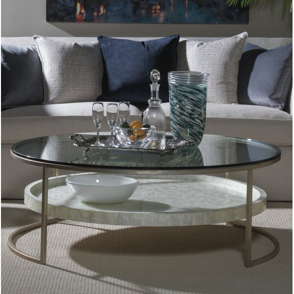 Cumulus Capiz Coffee Table By Artistica Home