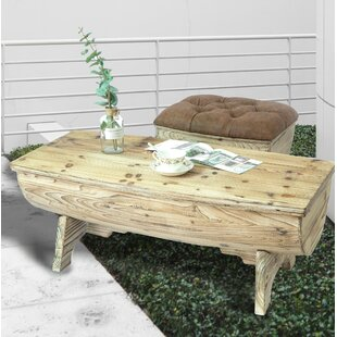 Find a Dunshee Vintage Wooden 2 Piece Coffee Table Set By Loon Peak