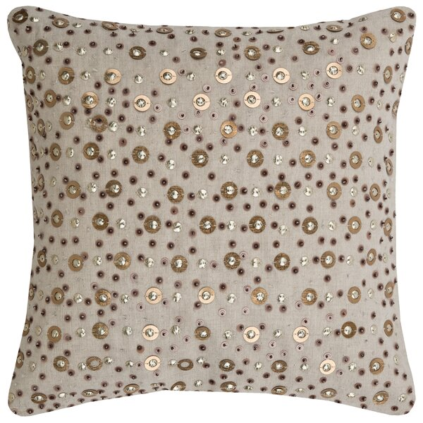 Charnette Cotton Throw Pillow by Wildon Home ®