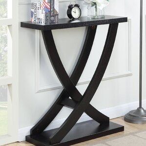 Hubbard Contemporary Console Table by Ebern ..