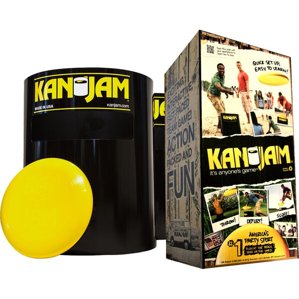 5 Piece Kan Jam Game Set by Kan Jam