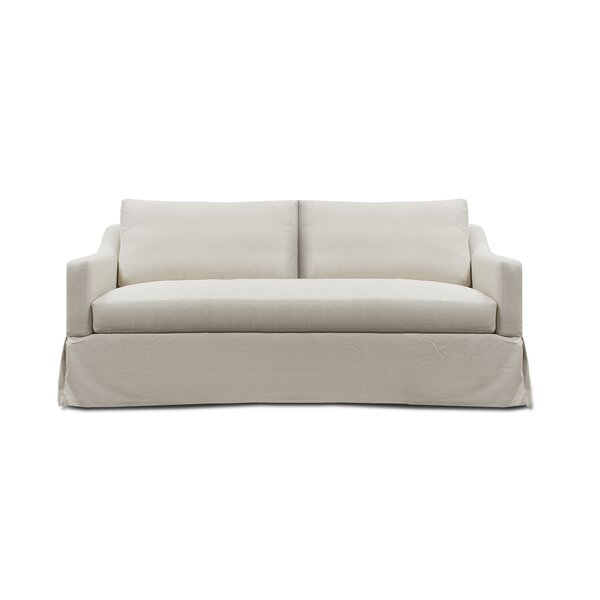 Laine Dressmaker Sofa 84'' by Uniquely Furnished