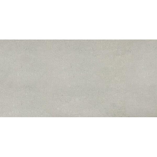 12 x 12 Porcelain Field Tile in Matte Ash by Parvatile