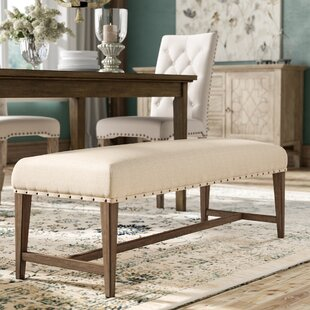 Shop for Amity Upholstered Bench By Lark Manor
