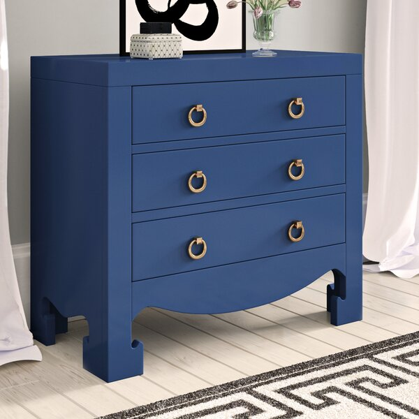 3 Drawer Bachelors Chest By Willa Arlo Interiors by Willa Arlo Interiors Great price