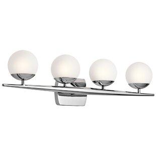 Compare & Buy Acuna 4-Light Vanity Light ByLangley Street
