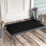 Ultimate Outdoor Bristle Non-Slip Outdoor Door Mat bySymple Stuff