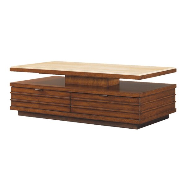 Ocean Club Solstice Coffee Table by Tommy Bahama Home