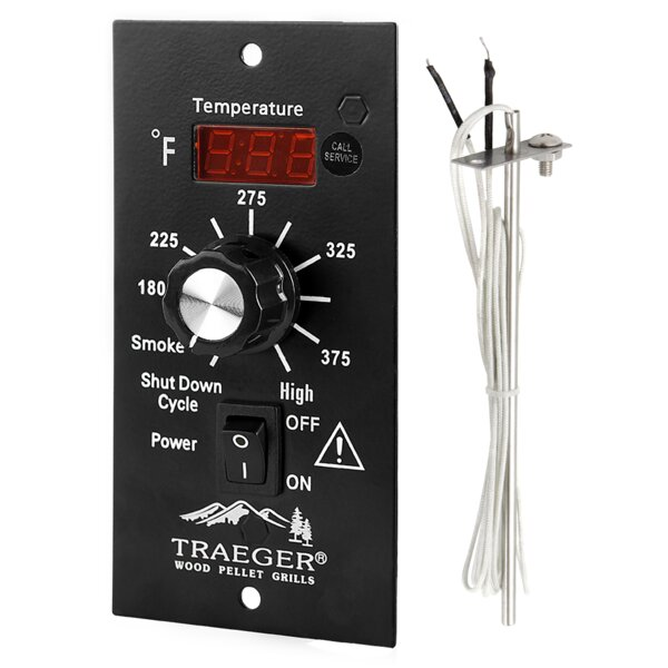 PTG Digital Thermostat Kit by Traeger Wood-Fired Grills