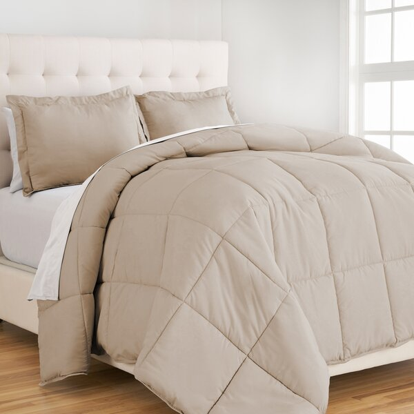 Geng Comforter Set by Ebern Designs