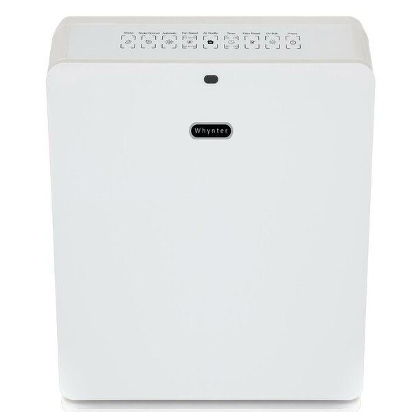 EcoPure Room HEPA Air Purifier by Whynter