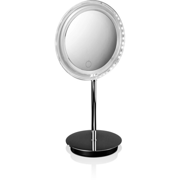 Kraemer Touch LED Dimmer Makeup/Shaving Mirror by Symple Stuff