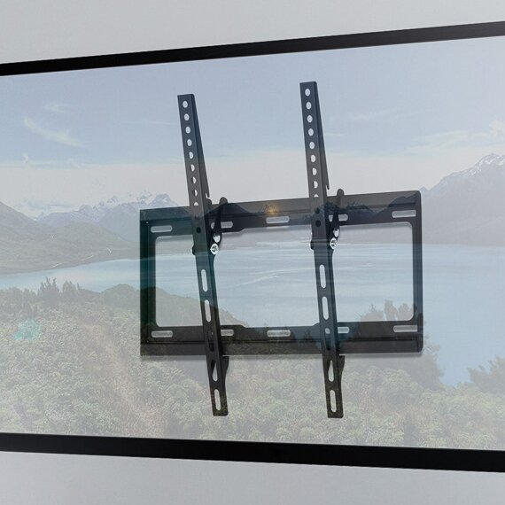 Tilt Universal Wall Mount for 32-50 Flat Panel Screen by Bitcom Technologies
