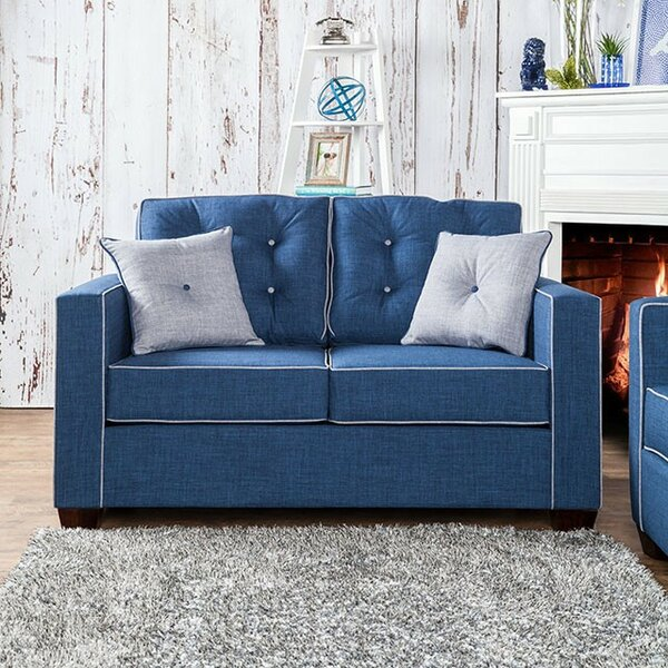 Lafontaine Loveseat by Latitude Run