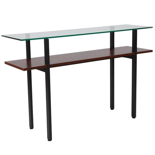 Natumbua Console Table by Ebern Designs