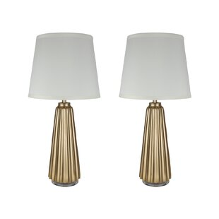 Check Prices Emile 22 Table Lamp (Set of 2) By Urbanest