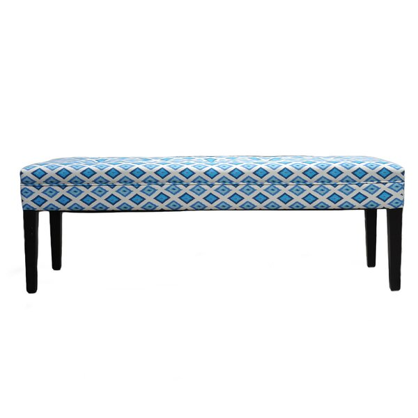 Nile Cotton Bench by Sole Designs
