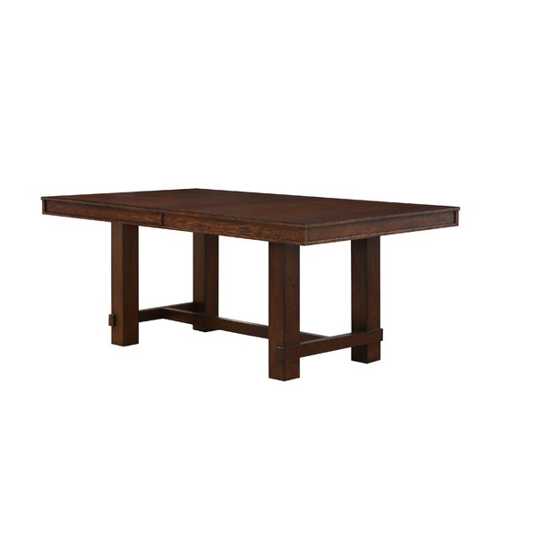 Manning Dining Table by World Menagerie