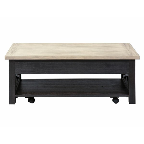 Appletree Lift Top Coffee Table by Loon Peak
