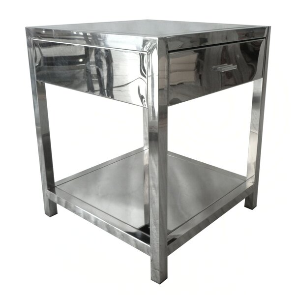 Corleo End Table by Diamond Sofa