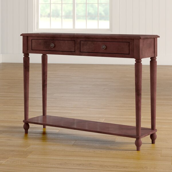 Widmer Console Table by Charlton Home