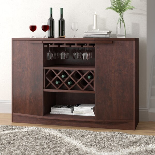Xanthene Bar with Wine Storage by Wade Logan